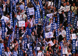 2008 Democratic Naitonal Convention in Denver, CO